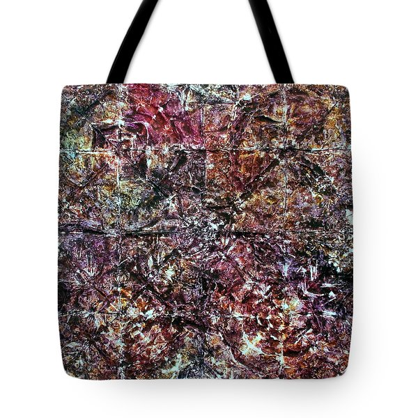 64-offspring While I Was On The Path To Perfection 64 Tote Bag