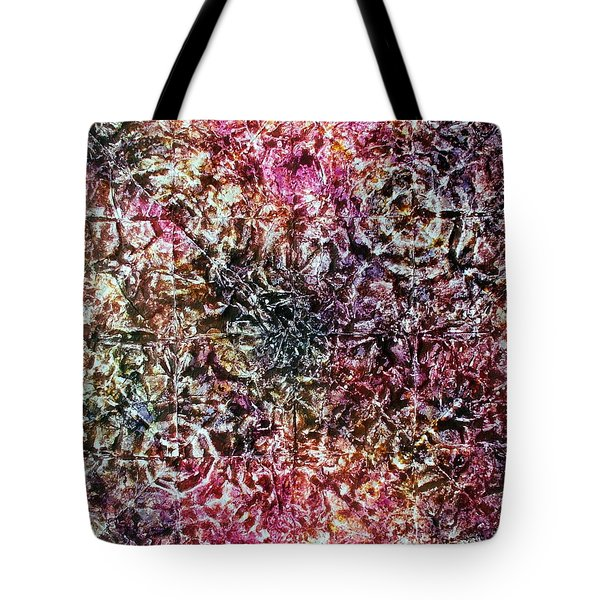 65-offspring While I Was On The Path To Perfection 65 Tote Bag
