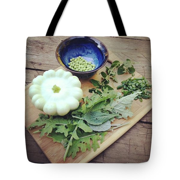 Early Harvest Tote Bag