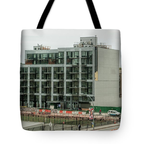 Tote Bag featuring the photograph 670 Pacific April 2016 by Steve Sahm