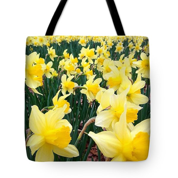 Angeline's Garden  Tote Bag