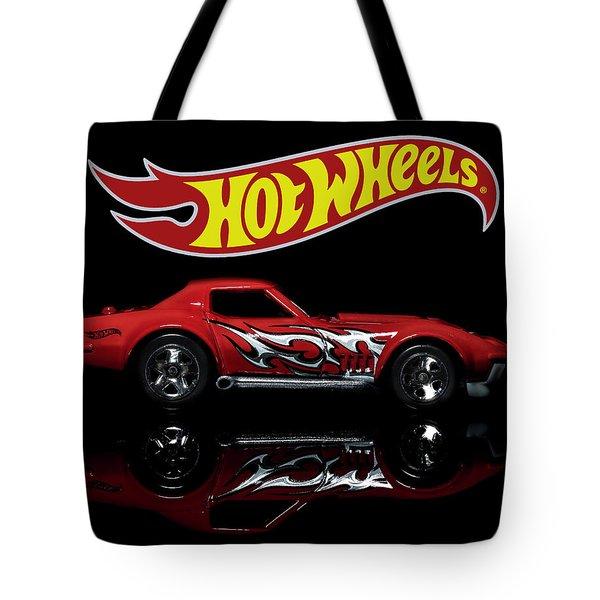 '69 Chevy Corvette Tote Bag