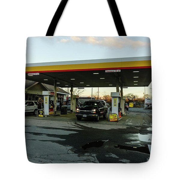 6a Station. Tote Bag