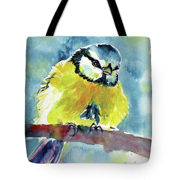 Bird Tote Bag by Kovacs Anna Brigitta