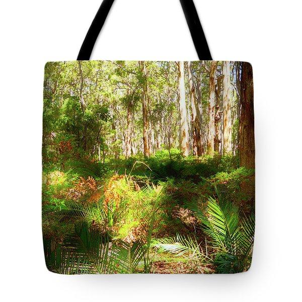 Boranup Forest II Tote Bag