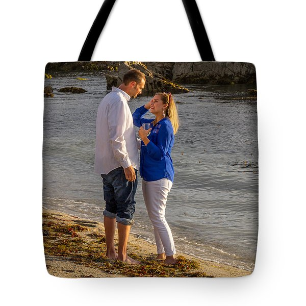 7 Cropped Tote Bag