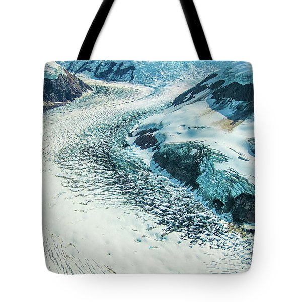 Denali National Park Tote Bag