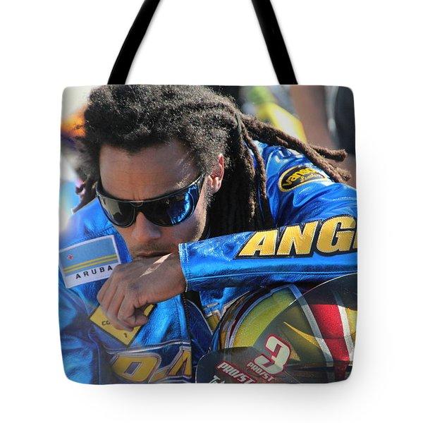 Dme Terence Angela Tote Bag