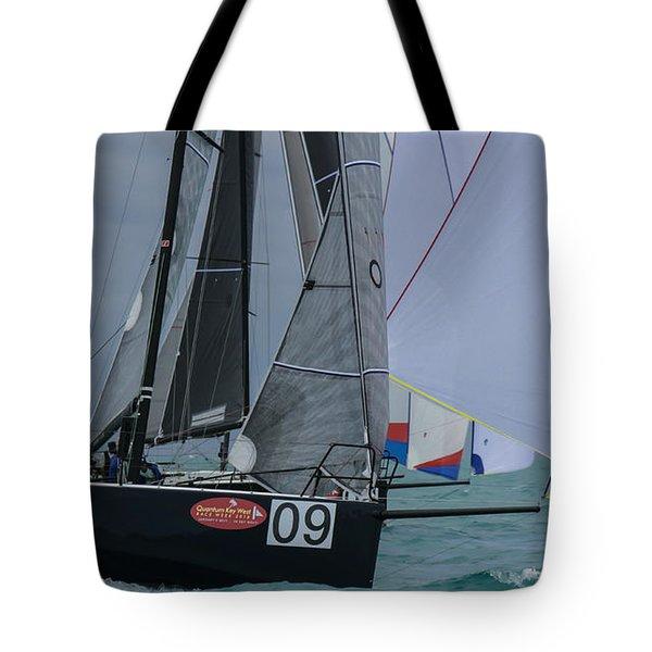 Downwind Work Tote Bag