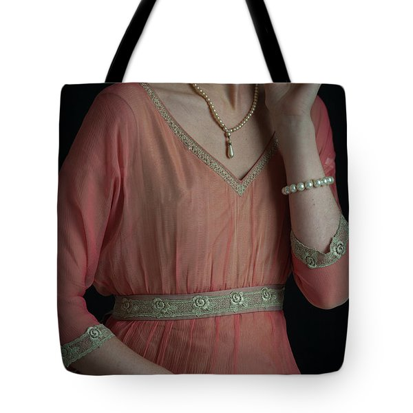 Edwardian Woman  Tote Bag