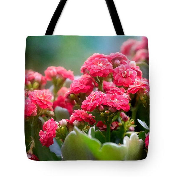Flower Edition Tote Bag