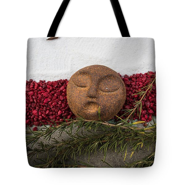I Have Too Long Admired The Moon To Be Fearful Of The Great Mystery Tote Bag by Kristen R Kennedy