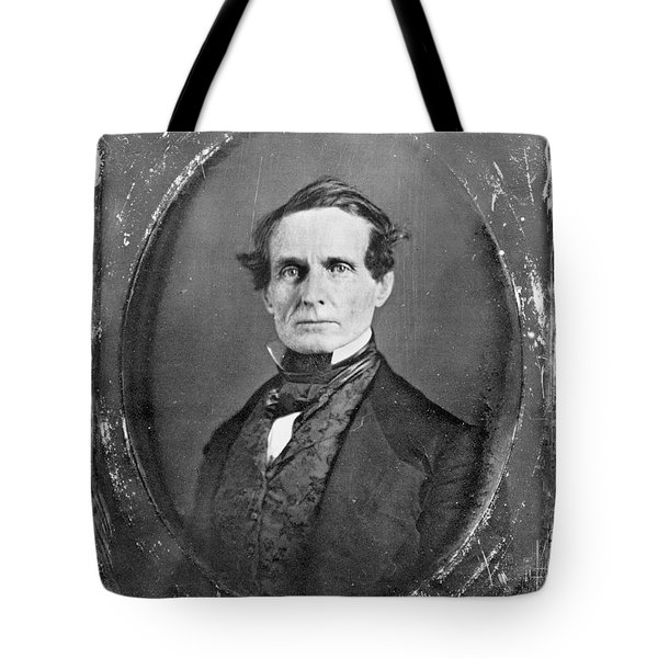 Jefferson Davis Tote Bag by Granger