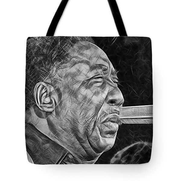 Muddy Waters Collection Tote Bag