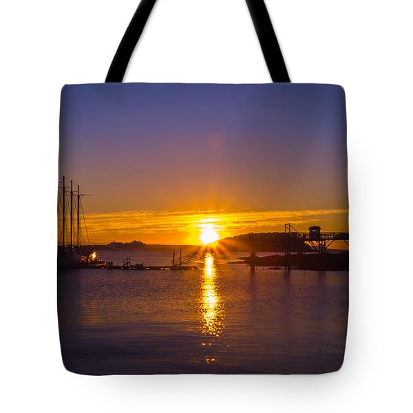 New England Photography 2016 Calendar. Tote Bag