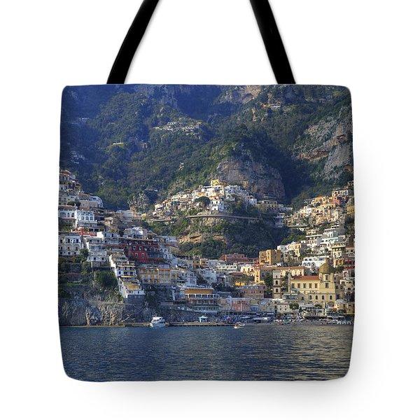 Positano - Amalfi Coast Tote Bag