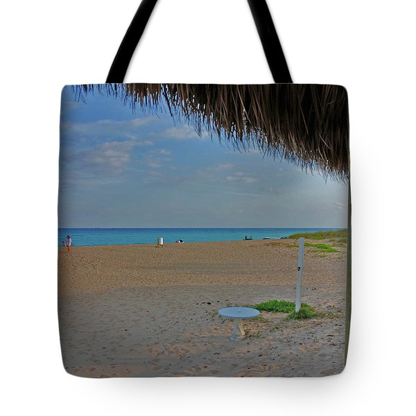 Tote Bag featuring the photograph 7- Southern Beach by Joseph Keane
