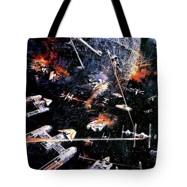 Star Wars Episode Iv - A New Hope 1977 Tote Bag