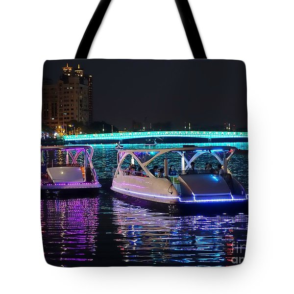 The 2016 Kaohsiung Lantern Festival Tote Bag by Yali Shi