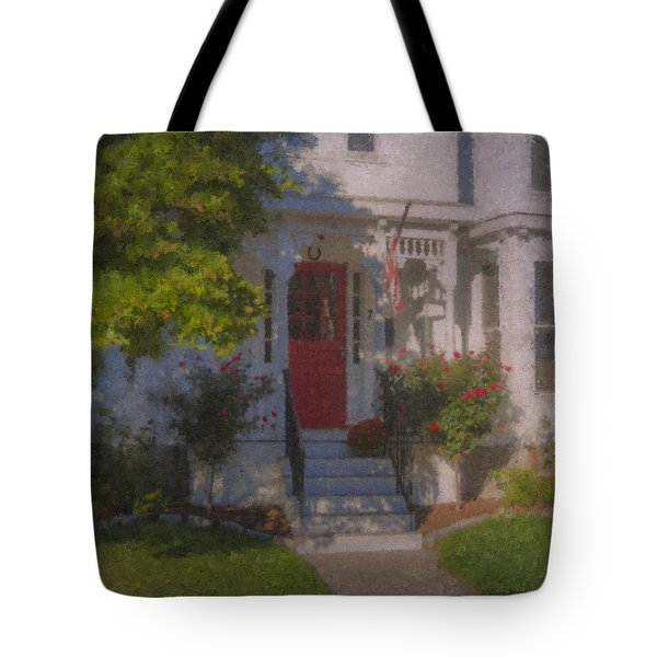 7 Williams Street Tote Bag
