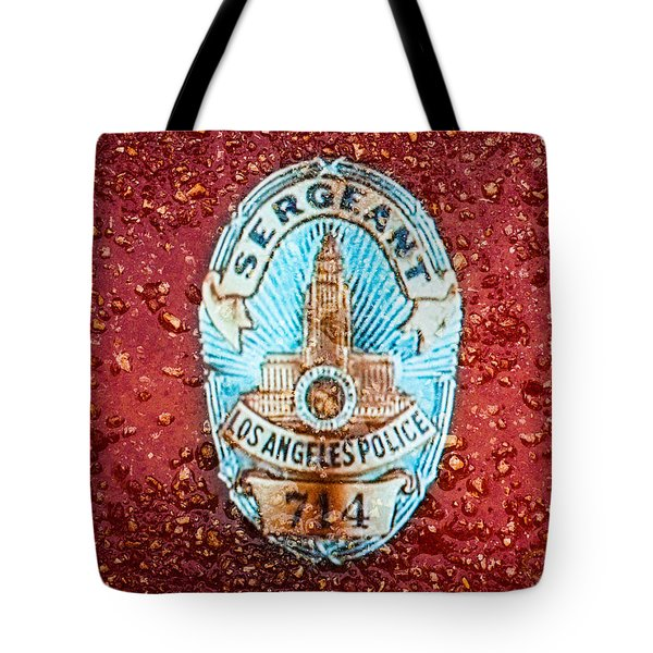 Tote Bag featuring the photograph 714 by Randy Sylvia