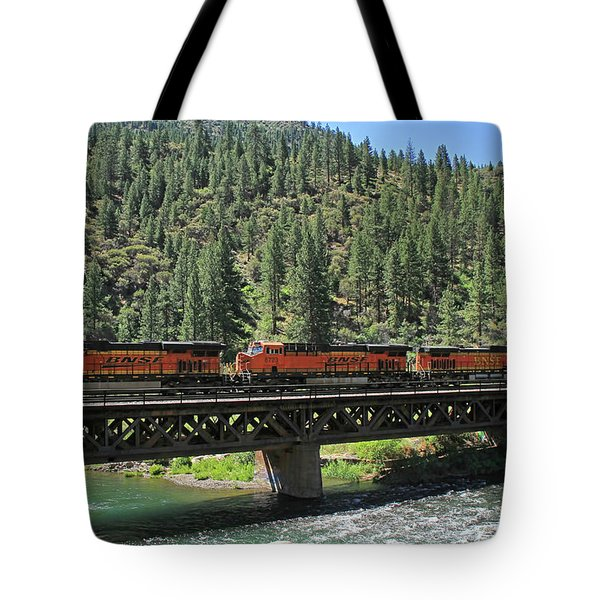 7215 Tote Bag by Donna Kennedy