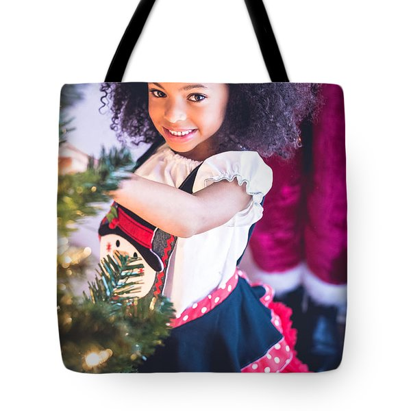 7411-2 Tote Bag by Teresa Blanton
