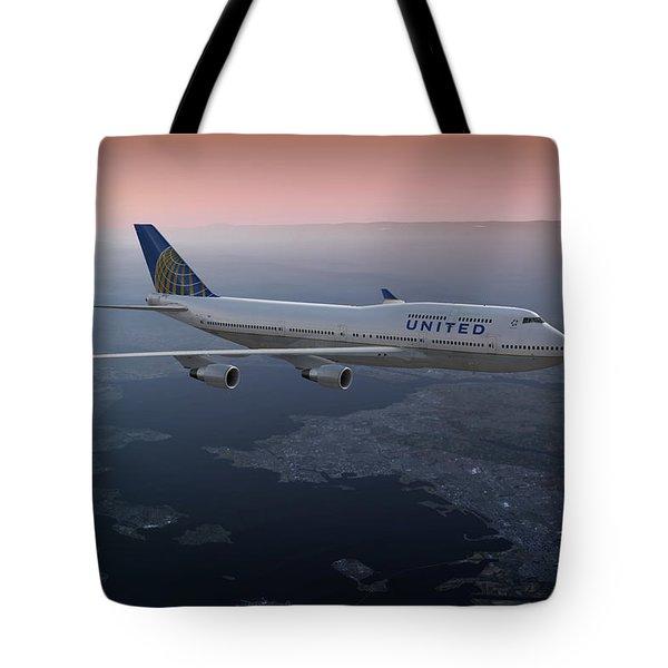 747twilight Tote Bag