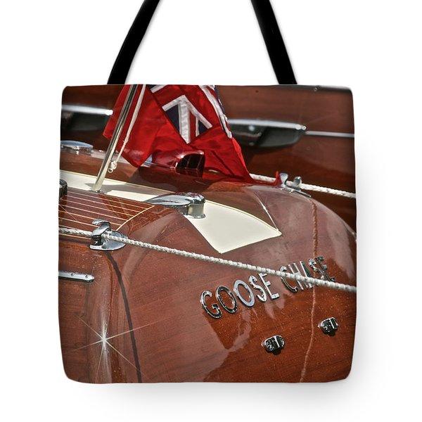 Riva Aquarama Tote Bag