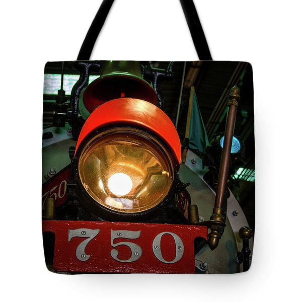 750 Tote Bag