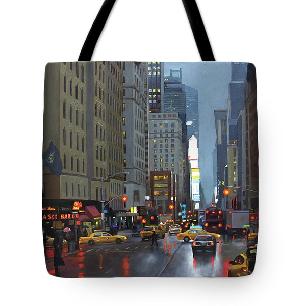 7th Avenue Tote Bag