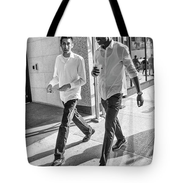 7th Aveune Manhattan. Tote Bag