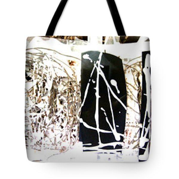 Tote Bag featuring the photograph Introspect  by Danica Radman