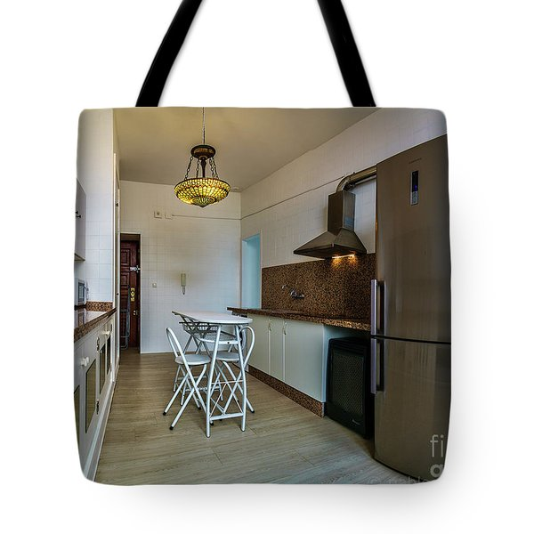 Tote Bag featuring the photograph Apartment In The Heart Of Cadiz by Pablo Avanzini