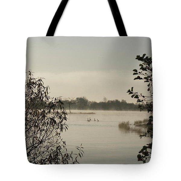 Ballyronan Marina Dawn Tote Bag
