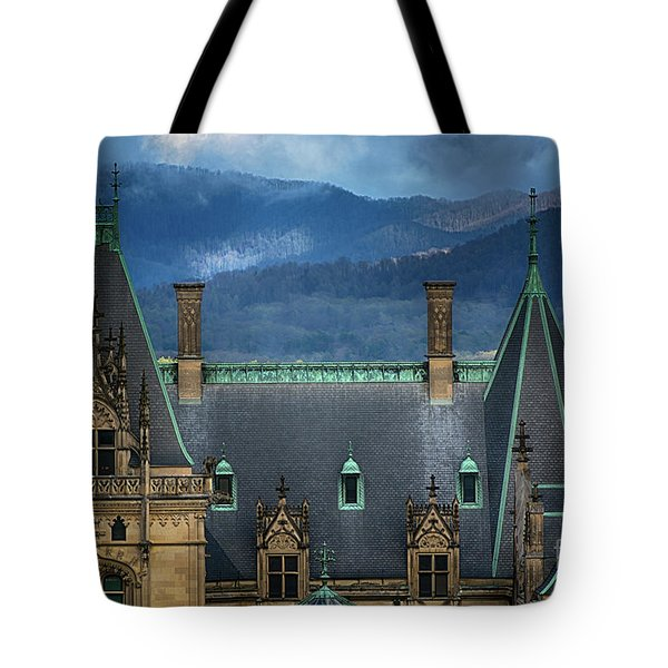 Biltmore Estate Tote Bag