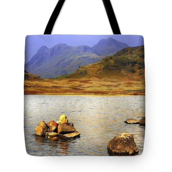 Blea Tarn Tote Bag