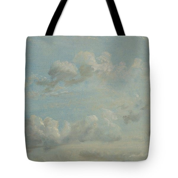 British Title Cloud Study Tote Bag