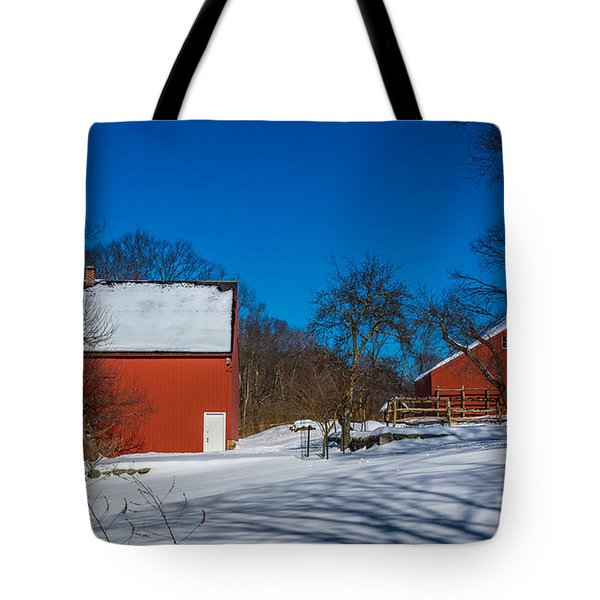 Weir Farm National Historic Site. Tote Bag