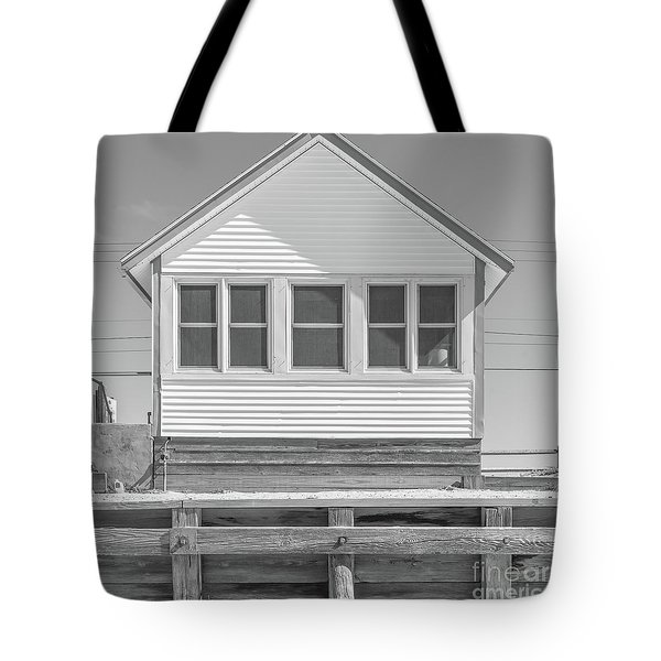 Tote Bag featuring the photograph 8 - Flower Cottages Series by Edward Fielding