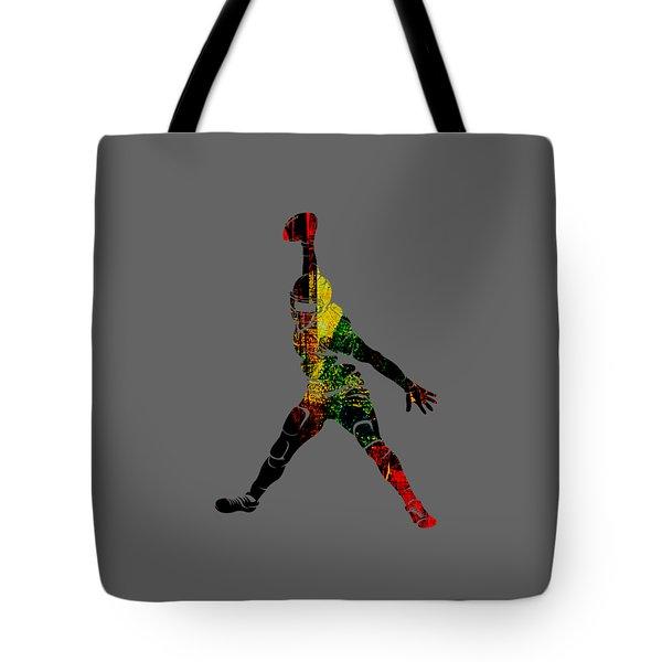 Football Collection Tote Bag