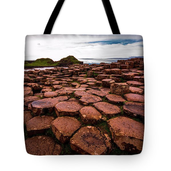 Giant's Causeway Tote Bag