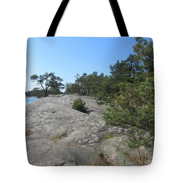 In Stendorren Nature Reserve Tote Bag