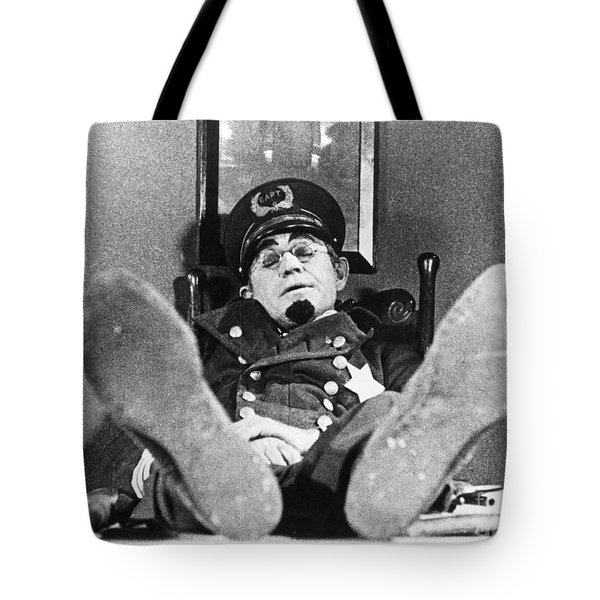 Keystone Kops Tote Bag by Granger