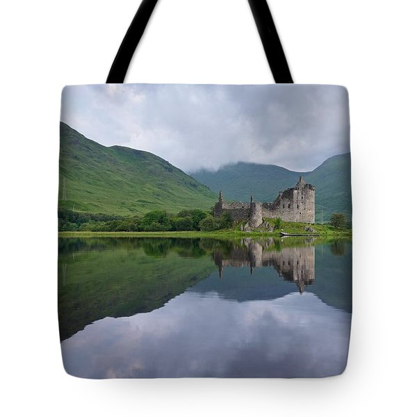 Kilchurn Castle Tote Bag