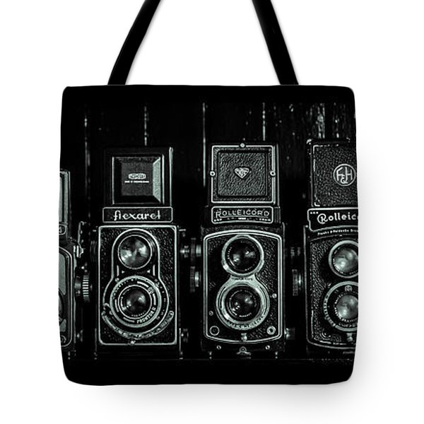 Tote Bag featuring the photograph 8 Of The Best by Keith Hawley