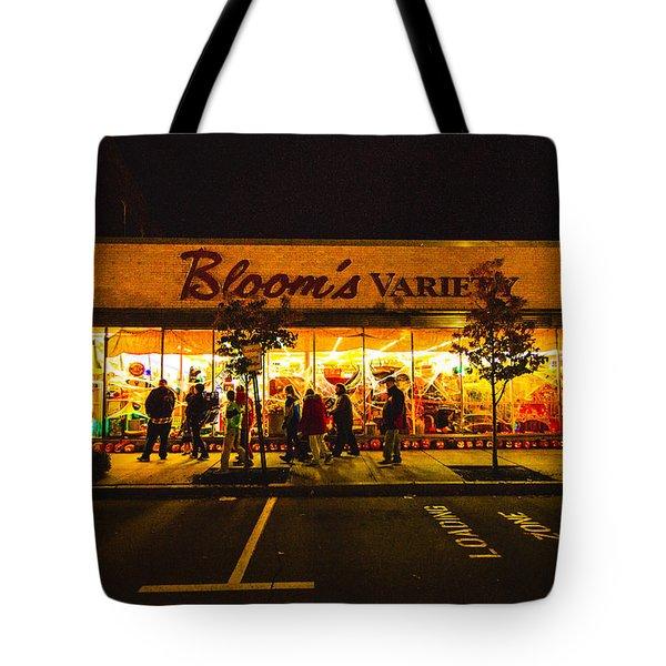 Pumpkinfest 2015 Tote Bag