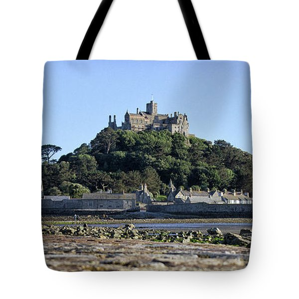 St Michaels Mount Tote Bag