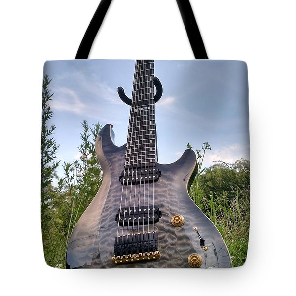 8 String Esp Ltd Jr608 Tote Bag