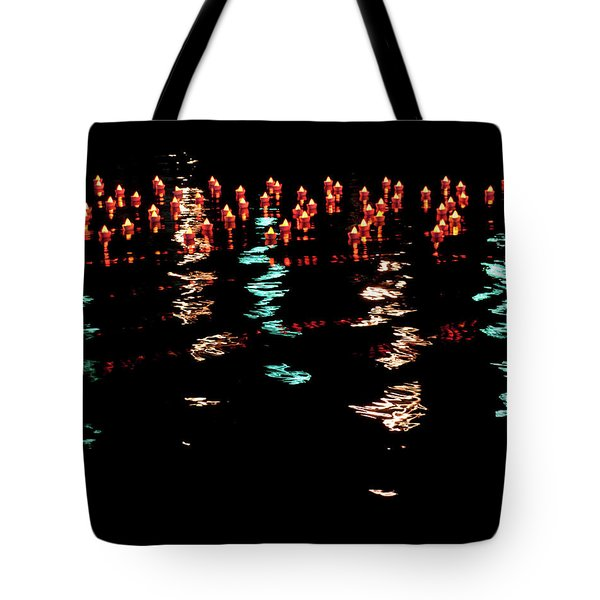 Tote Bag featuring the photograph The Colors Of The Voyage by Mark Dodd